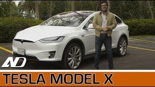Tesla Model X - ¿SUV, Crossover, Minivan, Licuadora?