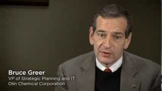 The Value of CEB Membership: Olin Chemical Corporation