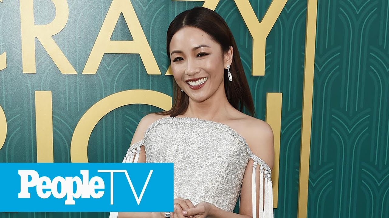 'Crazy Rich Asians' Constance Wu Never Thought She'd Get A Lead Role As An Asian-American | PeopleTV