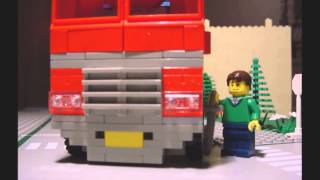 Lego Stop Motion Transformers 4: The Revenge Of Optimus Prime