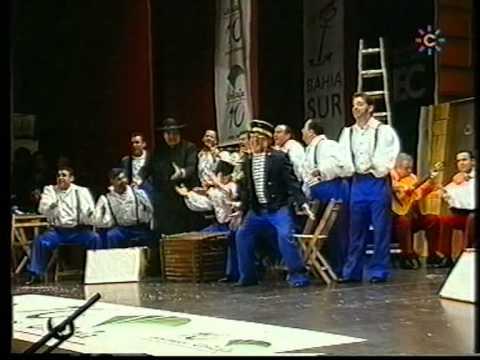 Los PRIMEROS Premios del Carnaval de Cádiz . (2000, 2001, 2002, 2003) Parte 3 de 3