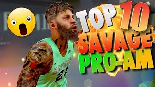 TOP 10 SAVAGE Pro Am Plays Of The Week - NBA 2K17 Highlights