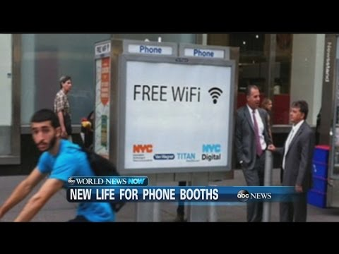 WEBCAST: New Life For Phone Booths