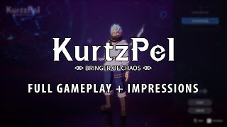 Gameplay and First Impressions   KurtzPel