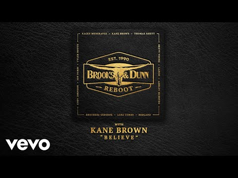Download Brooks amp Dunn Kane Brown  Believe with Kane Brown Audio