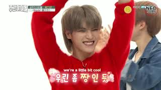 Neosubs 181024 Weekly Idol With Nct 127