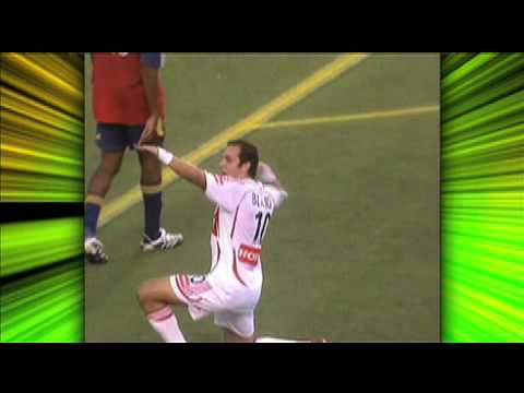 Cuauhtemoc Blanco - Rocket Power Video