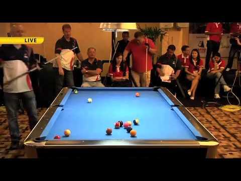Alex Tucker (Manila) vs Rico Santiago (Singapore)