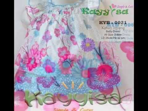 Baju Bayi perempuan lucu murah | 08119702044 | www.KHASANAHGROSIR.com