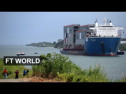 The Panama Canal  expansion