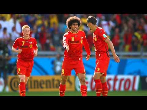 Belgium 2-1 Algeria All Goals & Highlights