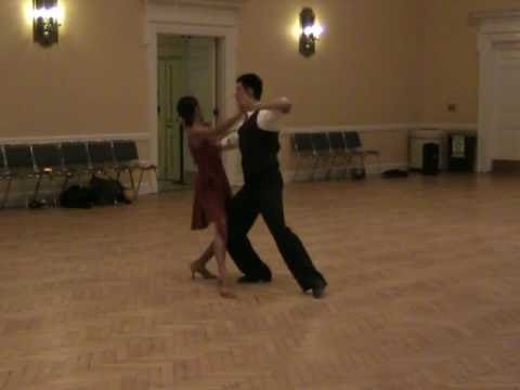Kevin & Samantha - Cha Cha-tango video