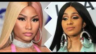 Atlantic records wanted a Nicki Minaj & Cardi B colab for the Invasion of Privacy LP