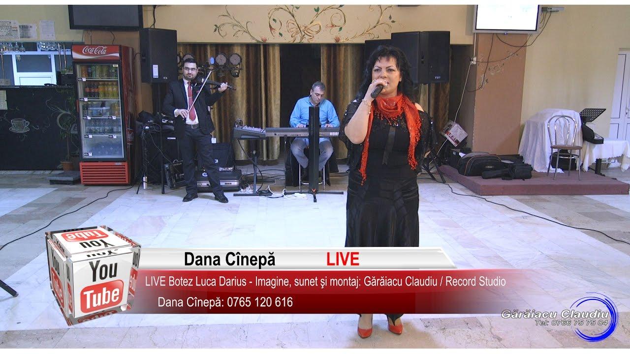 Dana Cinepa si Andrei Carcalicea | Colaje ASCULTARE, Muzica de Petrecere | Botez Luca Darius