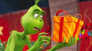 5 NEW The Grinch CLIPS