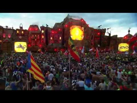 Tomorrowworld 2014 | Nervo video