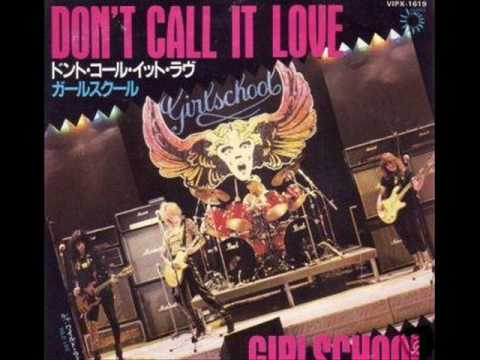 Girlschool - Wildlife