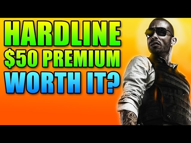 Is Hardline Premium Worth $50? | Battlefield Hardline Gameplay