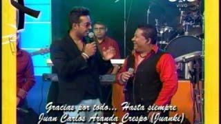 Homenaje póstumo a Juan Carlos Aranda Crespo