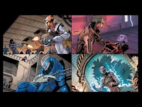 Mass Effect 3 : Genesis 2  DLC (Paragade Male Shepard)