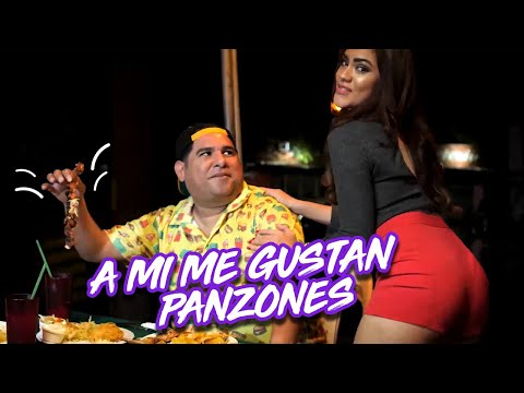 Becky G - Mayores ft  Bad Bunny Parodia ( Panzones ) JR INN ft Karly Fornos