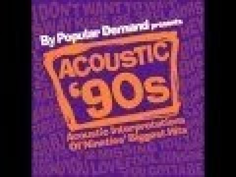 Acoustic 90's Album Preview