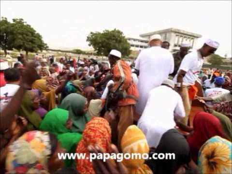 Humanitarian Assiantance Somalia - Isbahasyiga Mosque