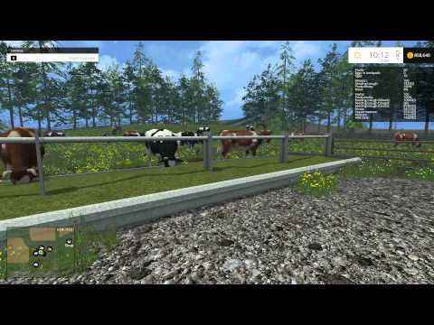 Farming Simulator 2015 Farm Farming Simulator 2015 Thistle