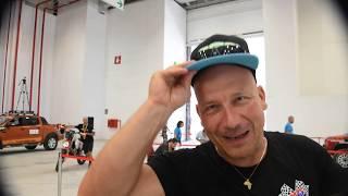 Transanatolia Rally 2017: intervista con Alberto Bertoldi subito dopo le verifiche