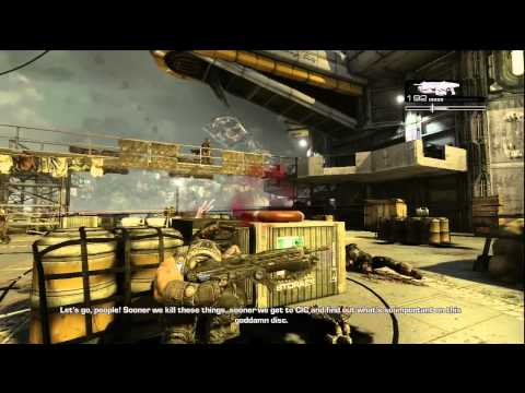 Gears of War 3 - Gears of War 3 Walkthrough - Act 1 - Chapter 1