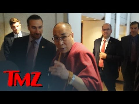 Dalai Lama -- My Favorite Richard Gere Movie Is ...