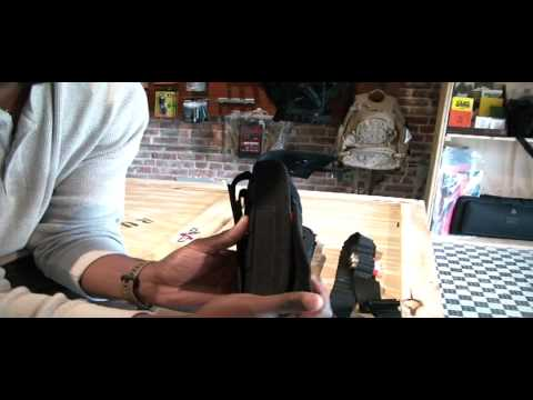 Condor Shotgun Scabbard and Reload Pouch Part 1