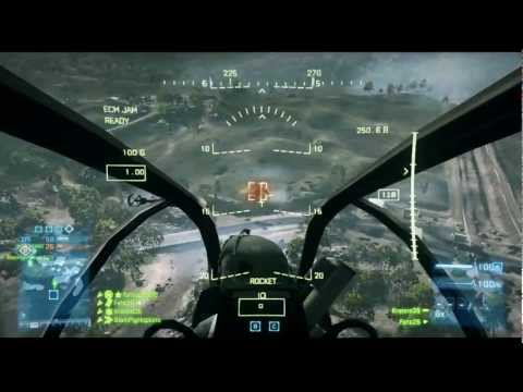 BF3 Commentary | Advanced Helicopter Tactics Discussion | Fets25