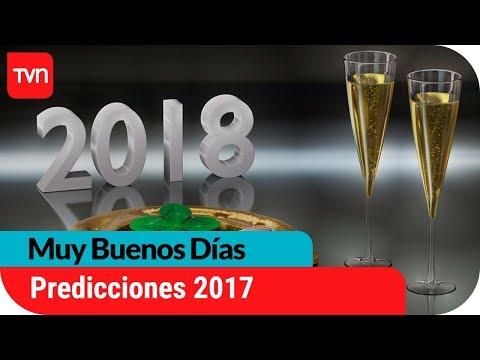 Predicciones y rituales para tener un buen 2018 | Muy buenos días
