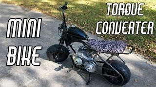 download lagu Mini Bike Torque Converter Swap gratis