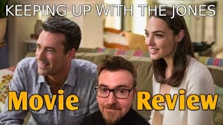 KEEPING UP WITH THE JONESES   Movie Review   With A Healthy Dosage Of Hamm