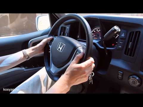 Обзор Honda Ridgeline