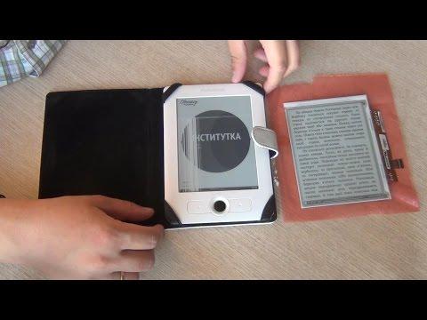 Замена экрана pocketbook 614 своими руками