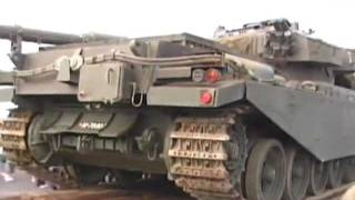 Centurion tank at raf woodvale 2010 13 17