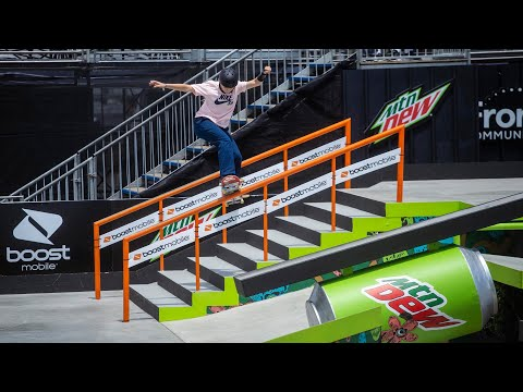 Women's Street Semi Final Live Webcast (Part 2) | 2019 Dew Tour Long Beach