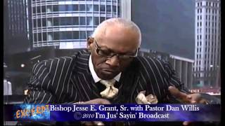 Bishop Jesse E. Grant, Sr. Is Just Praying Out Loud for FATHERS!!