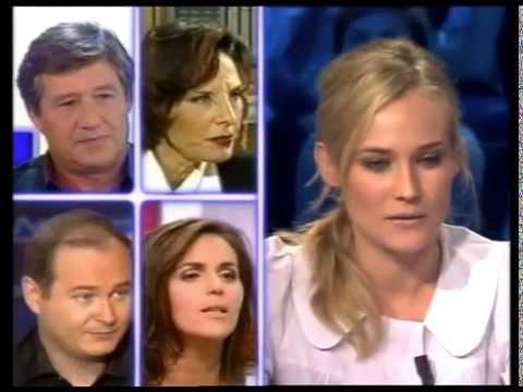 Diane Kruger - On n'est pas couché 2 décembre 2006 #ONPC