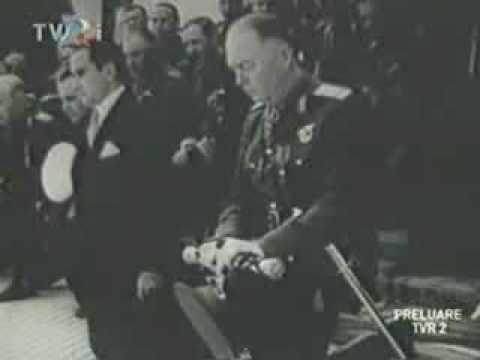 Mareşalul Ion Antonescu part 1/3 - Romania between 1940-1944 - Documentar. translated to English