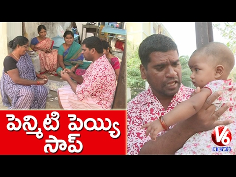 Bithiri Sathi About Indian Wives Ranked Third In Beating Their Husbands | Teenmaar News