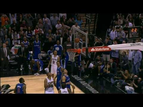 San Antonio Spurs Top 10 Plays of the 2013 Season