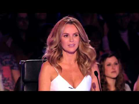 BGMT's Stephen Mulhern sings with BGT favourites for the judges| Britain's Got Talent 2014