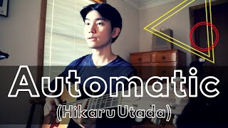 Automatic (Hikaru Utada) Cover【Japanese Pop Music】