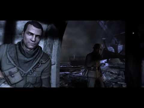 Sniper Elite v2: официальный трейлер
