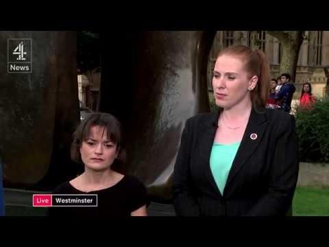 Labour crisis: Johanna Baxter and Angela Rayner interview