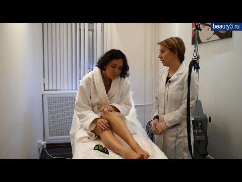 Лазерная эпиляция ног в Laser Lounge Clinic